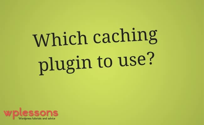 Best WordPress caching plugins for speed