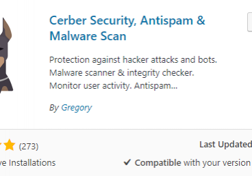 Cerber Antispam Plugin